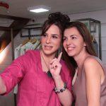 Larissa Bracher e Vírgia Barros