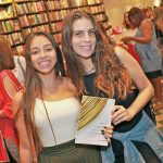 Leila Sol e Maria Fernanda Lima de Noronha