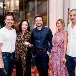 Leo Araujo, Liliana Rodriguez, Andre Maranhão, Carina Vasilkovsky e Ribahi