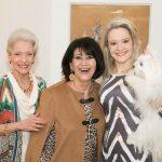 Lucia Fonseca, Micheline Thomé, e Roberta Monteiro da Fonseca