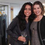 Luciana Costa e Silva e Michelle Pacy