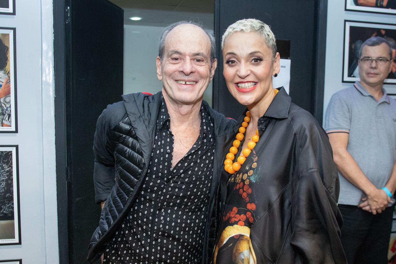 Cantora portuguesa Mariza reúne nomes importantes da MPB em seu show no Rio