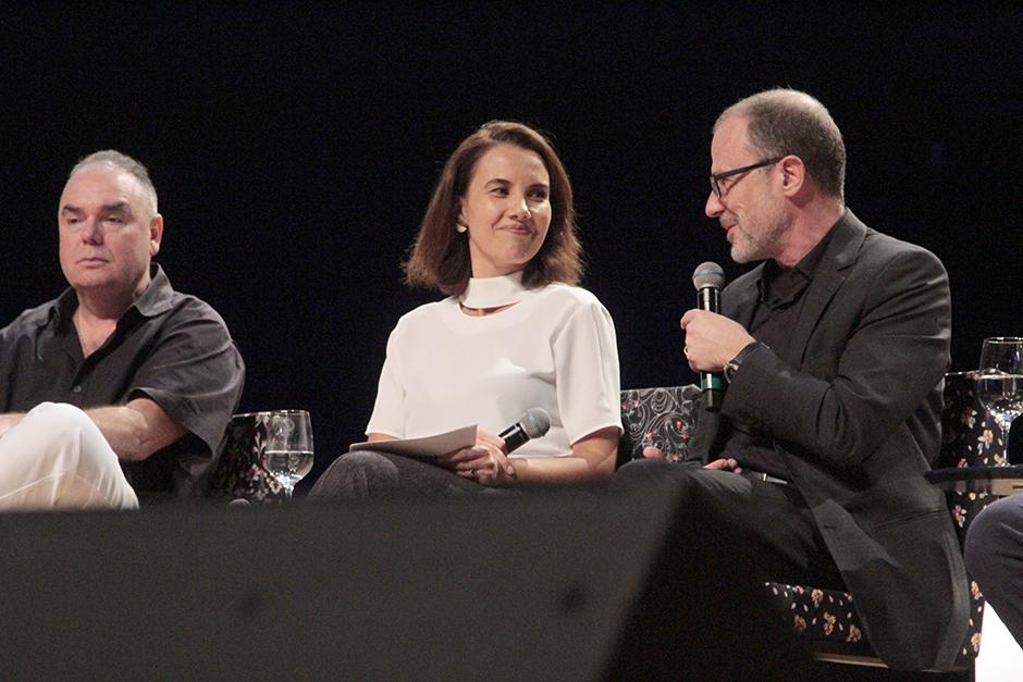 """""""Breton Talks"""" agita o Memorial da América Latina"""