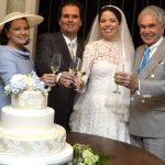 Margot, Fábio Monteiro, Paula e Volney Pitombo