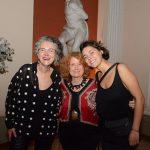 Marize Malta, Josely Carvalho e Nina Malta