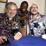 Moacyr Luz, Dunga e Gabrielzinho do Irajá