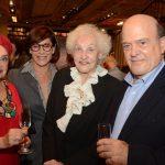 Myriam Dauelsberg, Christiane Torloni, Monah Delacy e Adriano Jordão