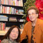 Nélida Piñon e Dalal Achcar