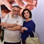 Efrain Almeida e Meise Halabi