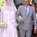 Paula e seu pai Volney Pitombo