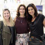 Renata Carvalho, Roberta Limmer e Anna Laura Seco