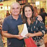 Romulo José e Paula Paes Leme artista plastica