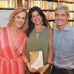 Rosana de Moraes, Juiza Lucia Glioche e Rafael Fernandes