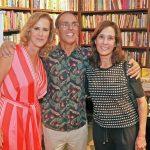 Rosana de Moraes, Lauro e Carla Wolner