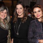 Silvana Freitas, Andréia Rapsold e Renta Villarta