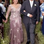 Sonia Regina e seu filho Fábio Monteiro
