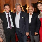 Sylvia Jane, Marcelo Crivella, Thomaz Naves, Cyd Alvarez e Camilla Carvalho
