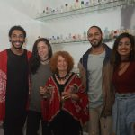 Thiago Borges, Pit Nunes, Josely Carvalho, Gabriel Harley e Louise Silveira