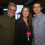 Thomaz Naves, Andreia Repsold e André Marinho