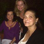 Vera Lúcia Freire, Titina e Maitê Queiroz Mattoso