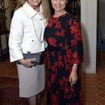 Virginia Bartolomeo e Karmita Medeiros
