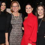 Viviane de Moraes, Sylvia Jane Crivella, Camilla Carvalho e Andréia Rapsold