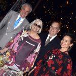 Volney Pitombo, Hildegard Angel, Ralson de Thuin e Karmita Medeiros