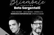Beto Sargentelli resgata sucesso de Kleiton e Kledir em show com Miguel Briamonte