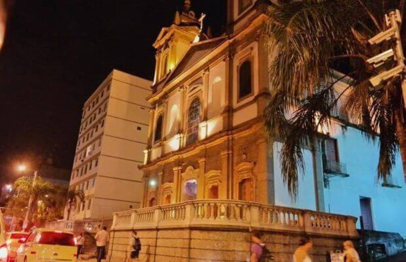 Igreja São João Batista da Lagoa completa 210 anos