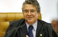 Marco Aurélio Mello vai comemorar aniversário em Portugal