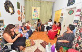 Biblioteca comunitária, em Botafogo, realiza oficinas de leitura, gratuitamente
