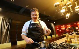 Chef Pedro Siqueira apresenta novidades no restaurante Puro