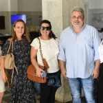 Carmen Mouro Roberta Nicolau, Mariana Fonseca, Mauricio Fernandes e Simone Fernandes