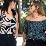 Cristina Cortes e Claudia Sant´ana