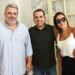 Mauricio Fernandes, Duda Porto e Simone Fernandes