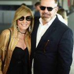 Patricia Hall e Eduardo Machado