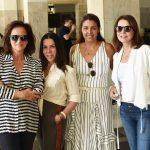 Patricia Quentel, Paola Ribeiro, Bianca da Hora e Patricia Mayer