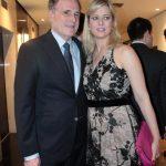Almir Ghieroni e Georgia Wortmann