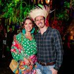 Ana Paula Araujo e Pedro Correa