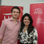 André Marinho e Paula Rocha