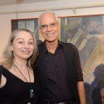 Andréa Facchini e Ricardo Newton