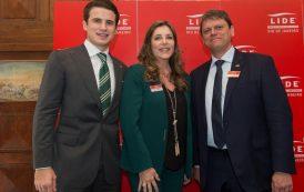 Ministro da Infraestrutura participa de encontro com empresários no Rio