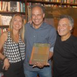 Andreia Moreira, Carlos Dalbone e Kakati de Paiva