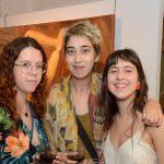 Ayla de Oliveira, Anna Lívia Monaham e Paula Siebra