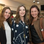 Barbara Fonseca, Andreia Repsold e Marcia Calil