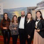 Bianca e Andréa Fantoni, Diego Arrebola, Gabriele Frizon e Andreia Lucas