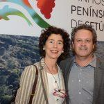 Carla Salomão Azavini e Jaime Queerdera
