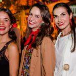 Carol Elias, Camila Alves e Renata Ambrosio