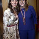 Carol Filgueiras e Glória Perez