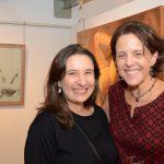 Clara Gerchman e Laura Carneiro